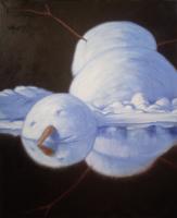 Авторская картина ХO-Gallery Нарцисс / АБ-2020-002 -
