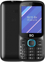 Мобильный телефон BQ Step XL+ BQ-2820 (черный/синий) -