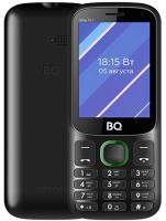 Мобильный телефон BQ Step XL+ BQ-2820 (черный/зеленый) -