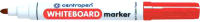 Маркер для доски Centropen 2.5мм / 8559 0104 (красный) -