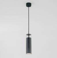 Потолочный светильник Elektrostandard 50187/1 LED (черный) -