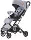 Детская прогулочная коляска Lorelli Fiorano / 10021492007 (серый) -