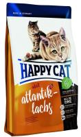 Корм для кошек Happy Cat Adult Atlantik-Lachs / 70194 (1.4кг) -