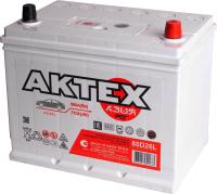 Автомобильный аккумулятор АкТех Asia 6СТ-70 Евро / ATCA70ЗR (70 А/ч) -