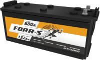 Автомобильный аккумулятор Fora-S Рус 4 (132 А/ч) -