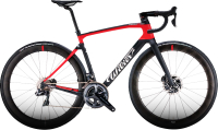 Велосипед Wilier 101NDR 105 7000 Aksium / R101NDR7000DBLACKRED (M) -
