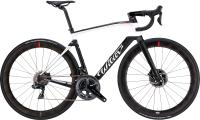 Велосипед Wilier 110NDR Disc Ulltegra Di2 8070 Ksyrium Elite (XL, R110NDRDUDI2BLACKWHITTE) -