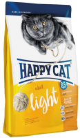 Корм для кошек Happy Cat Adult Light / 70232 (10кг) -