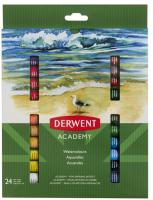 Акварельные краски Derwent Academy 98222 (24шт) -