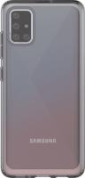 Чехол-накладка Araree A Cover для Galaxy A51 / GP-FPA515KDABR (черный) -