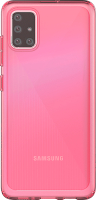 Чехол-накладка Araree A Cover для Galaxy A51 / GP-FPA515KDARR (красный) -