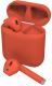Беспроводные наушники Ritmix RH-825BTH TWS (красный) -
