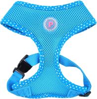 Шлея-жилетка для животных Pinkaholic Niki / NARD-HA7368-SB-M (голубой) -