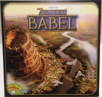 Настольная игра Asmodee 7 чудес: Вавилон / CH2018R5 -