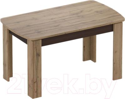 Обеденный стол Eligard Arris 3 (дуб натуральный)