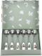 Набор чайных ложек Portmeirion Wrendale Designs Лесные жители / WN1101-XG (6шт) -