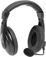 Наушники-гарнитура Defender Gryphon 750U / 63752 (черный) -