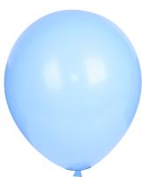 Набор воздушных шаров KDI Декор / DB-12-100 (голубой, 100шт) -