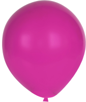 Набор воздушных шаров KDI Декор / DDF-12-100 (фуксия темная, 100шт) -