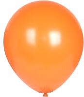 Набор воздушных шаров KDI Стандарт / SO-12-100 (оранжевый, 100шт) -