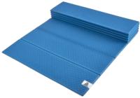 Коврик для йоги и фитнеса Reebok RAYG-11050BL (синий) -
