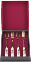 Набор десертных вилок Portmeirion Sara Miller London Chelsea Collection / SMC1102-XG -
