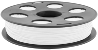 Пластик для 3D печати Bestfilament ABS 1.75мм 500г (белый) -
