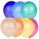 Набор воздушных шаров KDI Металлик / MA-11-100-2 (в ассортименте, 100шт) -