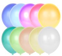 Набор воздушных шаров KDI Металлик / MA-11-100-1 (в ассортименте, 100шт) -