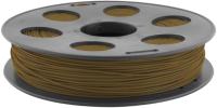 Пластик для 3D печати Bestfilament PLA 1.75мм 500г (коричневый) -