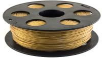 Пластик для 3D печати Bestfilament PLA 1.75мм 500г (золотистый металлик) -