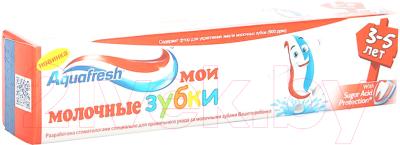 Зубная паста Aquafresh Мои молочные зубки