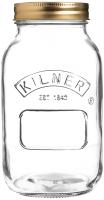Банка для консервирования Kilner K-0025.401V -