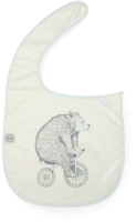 Нагрудник детский Happy Baby Waterproof Baby Bib / 16009 (Bear) -