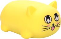 Сквиш Happy Baby Soft&Joy Котик / 330374 (желтый) -