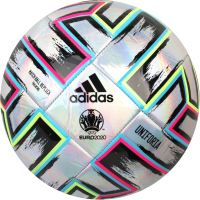 Футбольный мяч Adidas Uniforia Training / FH7353 (размер 4) -
