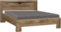 Полуторная кровать Олмеко Лючия 33.08-01 (кейптаун) -