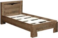Односпальная кровать Олмеко Лючия 33.07 (кейптаун) -