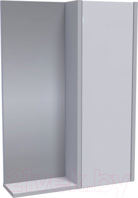 Шкаф с зеркалом для ванной АВН Line 50 / 112.24