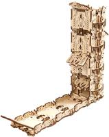 Башня для бросания кубиков Ugears Модульный Дайс-Тауэр 70069 -