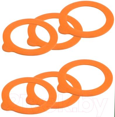 Набор прокладок для банок Kilner Clip Top K 0025.489V (6шт)