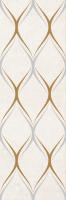 Декоративная плитка Gracia Ceramica Silvia Beige Decor 03 (300x900) -