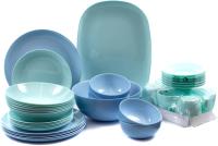 Набор столовой посуды Luminarc Diwali Turquoise/Blue Q0004 -