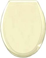 Сиденье для унитаза Europlast Океан 104-407-00-06 (жесткое, кремовый) -