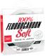 Леска монофильная Lucky John Fluorocarbon Soft 100/025 / LJ4049-025 -