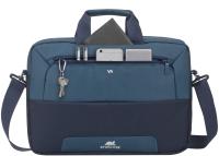 Сумка для ноутбука Rivacase 7737 (стальной синий/аквамарин) -