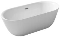 Ванна акриловая REA Silvano 170x80 / W0105 -