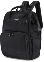Рюкзак Himawari HW-1211 (черный) -
