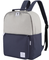 Рюкзак Himawari HW-0511 (серый/темно-синий) -