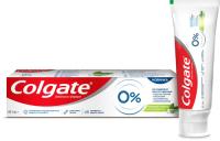Зубная паста Colgate 0% со вкусом нежной мяты (130г) -